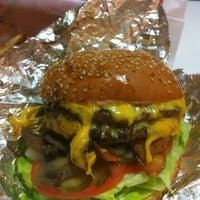 Photo taken at Mooyah Burger by Tammy M. on 12/14/2012