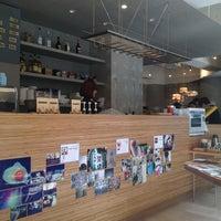 Photo taken at FabCafe Tokyo by Aya M. on 3/24/2013