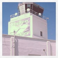 Photo taken at Ogden Hinkley Airport (OGD) by Paul P. on 7/19/2013
