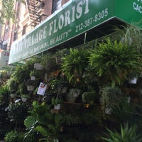 Photo taken at East Village Florist by Jakob H. on 6/25/2016