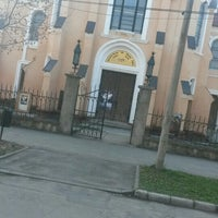 Photo taken at Sinagoga by Răzvan P. on 3/16/2016
