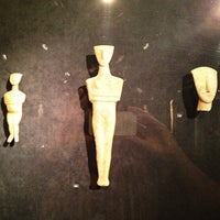 Photo taken at Museum of Cycladic Art by Alexia K. on 4/17/2013