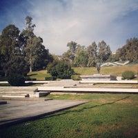 Photo taken at Πάρκο Ελευθερίας by Alexia K. on 1/29/2013