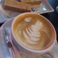 Photo taken at Motley Coffeesweet by Georgios ®. on 3/23/2013