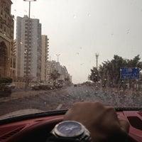 Photo taken at Al-Bida'a Roundabout by Ali .. on 12/5/2012