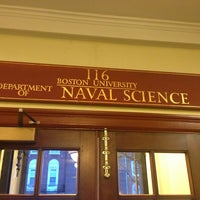 Photo taken at Navy ROTC Unit by Kenneth E. on 1/14/2013