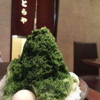 Photo taken at 虎屋菓寮 横浜そごう店 by マリ子 on 7/25/2015