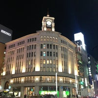 Photo taken at Ginza Station by ボブ on 1/28/2013