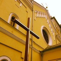 Photo taken at Римо-католицький костел св. Йосипа / Roman Catholic Church by Sergey Y. S. on 3/2/2014