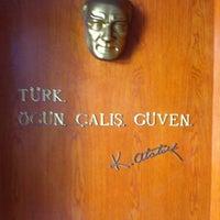Photo taken at Yıldız Koleji by Batuhan C. on 4/1/2014