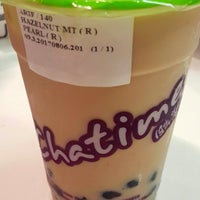 Photo taken at Chatime by Mei S. on 8/6/2017