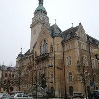 Photo taken at Šumperská radnice by Michal S. on 3/31/2013