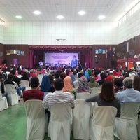 Photo taken at Smk Gelang Patah by Pawy on 3/1/2014