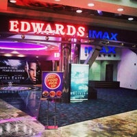 Photo taken at Edwards Ontario Palace 22 IMAX & RPX by Dion B. on 4/25/2013