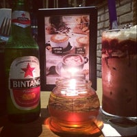 Photo taken at Conato Cafe by Yayang Wini A. on 8/16/2014