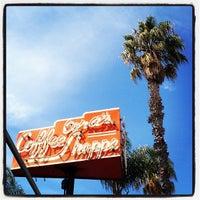 Photo taken at Cora's Coffee Shoppe by Jon F. on 9/29/2012