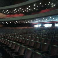 Photo taken at Teatro Guaíra by Nani T. on 11/6/2012
