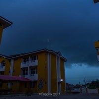 Photo taken at Evandi Hostel by Ato Q. on 6/5/2017