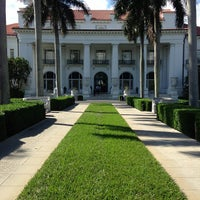 Photo taken at Flagler Museum by Edward S. on 2/9/2013