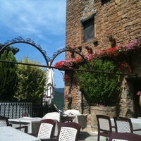 Photo taken at Bodegas del Sobrarbe by Marcela U. on 7/14/2013
