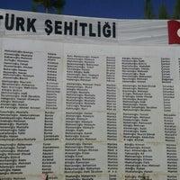 Photo taken at Salt Türk Şehitliği by Merve D. on 7/24/2016
