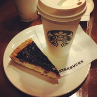 Photo taken at Starbucks by Paulo Y. on 1/20/2013