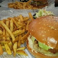 Photo taken at Classic Burger Joint by Sadek H. on 6/14/2013