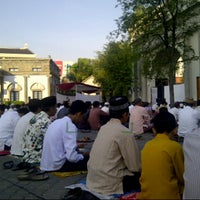 Photo prise au Pemkot Semarang par Dedy U. le10/4/2014