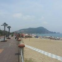 Foto scattata a Kleopatra Plajı da M U R A T il 5/19/2013