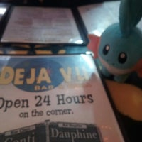 Photo taken at Deja Vu Restaurant And Bar by Amanda D. on 12/22/2012