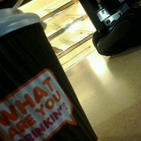 Photo taken at Dunkin' Donuts by nazhifa s. on 7/20/2013