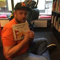 Photo taken at Bibliotheek Hoensbroek (Schunck) by Steffi B. on 8/24/2018