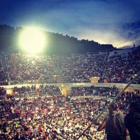 Photo taken at Foro Italico by Рада on 7/9/2013