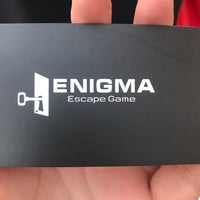 Снимок сделан в Enigma Escape Game | квест кімнати у Львові пользователем Камилла Ф. 4/25/2017