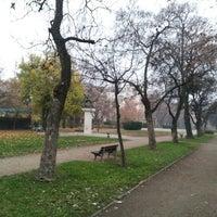 11/26/2012 tarihinde Sándor L.ziyaretçi tarafından Szent István park'de çekilen fotoğraf
