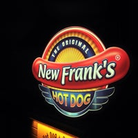 Photo taken at NEW FRANK'S by Turgay B. on 2/27/2014