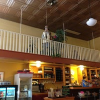 Photo taken at Cornerstone Bakery & Cafe' by Tom M. on 7/27/2013