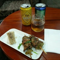 Photo taken at Fiji Airways Tabua Lounge by Stuart G. on 6/2/2016