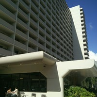 Photo taken at Ambassador Hotel Waikiki by Stuart G. on 10/12/2016