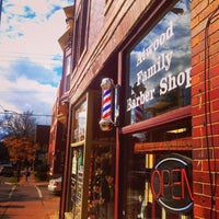 Photo taken at Atwood Family Barber Shop by Zaq G. on 10/19/2013
