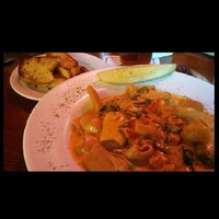 Photo taken at Brick Alley Pub & Restaurant by Fritz C. on 7/8/2013