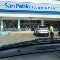Photo taken at Farmacia San Pablo by Eddie M. on 4/9/2017
