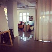 Photo taken at Hub Helsinki by Katri M. on 3/6/2014