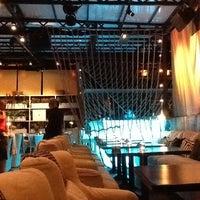 Снимок сделан в Ресторан & Lounge «Река» пользователем Евгений А. 9/15/2012
