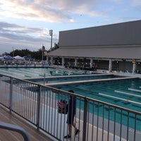Photo taken at Ransom Everglades Aquatic Complex by Zak  M. on 11/5/2013