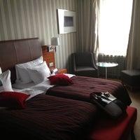 Снимок сделан в Solo Sokos Hotel Palace Bridge пользователем Irina G. 7/11/2013