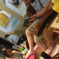 Photo taken at Nails & Spa Of Texas by Lilia W. on 6/21/2016