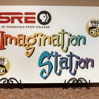 Photo taken at WSRE Imagination Station by Jay M. on 8/24/2013