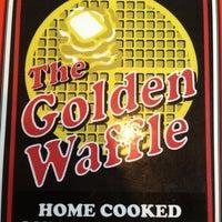 Photo taken at Golden Waffle by Jon H. on 3/11/2013