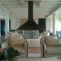 Foto tirada no(a) Hotel Bel Air por Jirina D. em 10/1/2012
